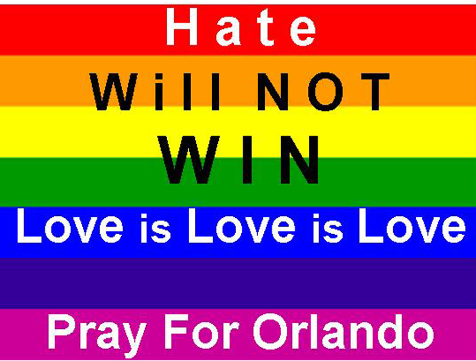 Pray For Orlando from HeyUGLY.org