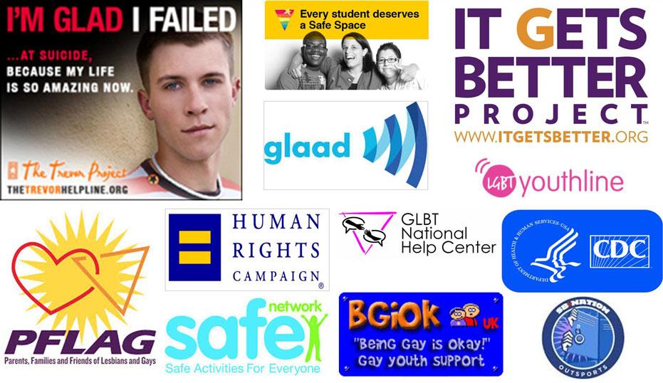 LGBTQ Help Lines