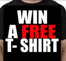 Win an anti-bullying tee shirt