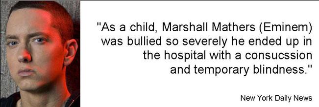 Enimen Was Bullied