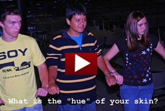 Hue-Man Being Kids